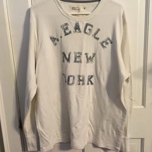 American Eagle Outfitters Thermal Long Sleeve